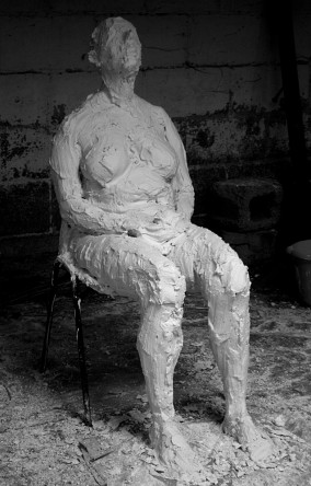 Seated Woman 02