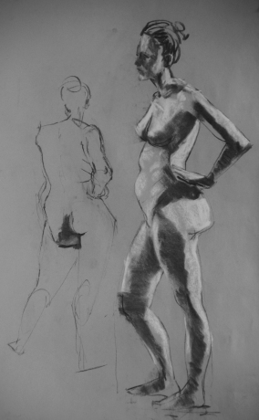 standing woman09