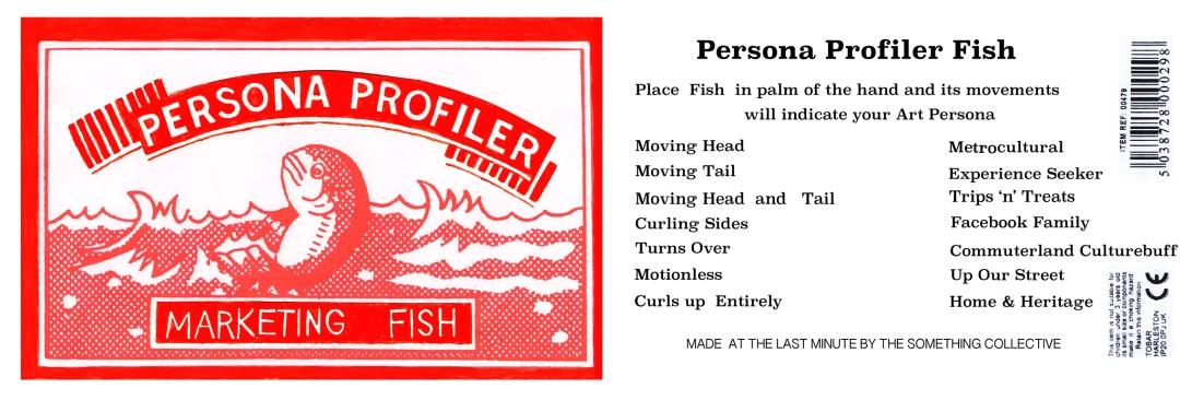 Persona Profiler Fish